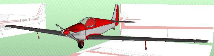 le Fournier RF4-D